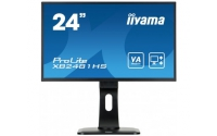 "iiyama ProLite XB2481HS-B1 23.6"" Black Full HD LED display"