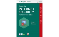 Kaspersky Lab Internet Security Multi-Device 2016 Base license 3gebruiker(s) 1jaar Nederlands, Frans