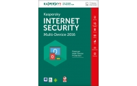 Kaspersky Lab Internet Security – Multi-Device Base license 1gebruiker(s) 1jaar Engels