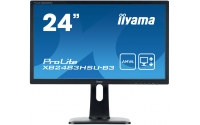 "iiyama ProLite XB2483HSU-B3 23.8"" Full HD A-MVA Mat Zwart computer monitor LED display"