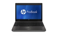 "HP ProBook 6570b 2.6GHz i5-3320M 15.6"" 1366 x 768Pixels Zwart Notebook Win7>Win10 128Gb SSD 4GB mem refurbished 6 mnd. gar."