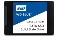"Western Digital Blue 3D 500GB 2.5"" SATA III"