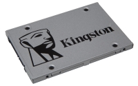 Kingston technology SSDNow UV400 120GB - Zilver SUV400S37/120G