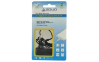 """Solid"" Brand new Charger adapter for iPhone5/ iPad 4"