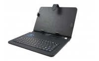 10 inch Cover Case Hoes met keyboard